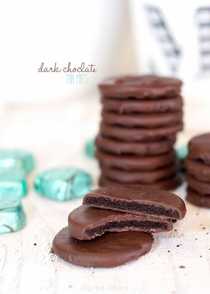 girl scouts only come once a year… i need thin mints year-round!