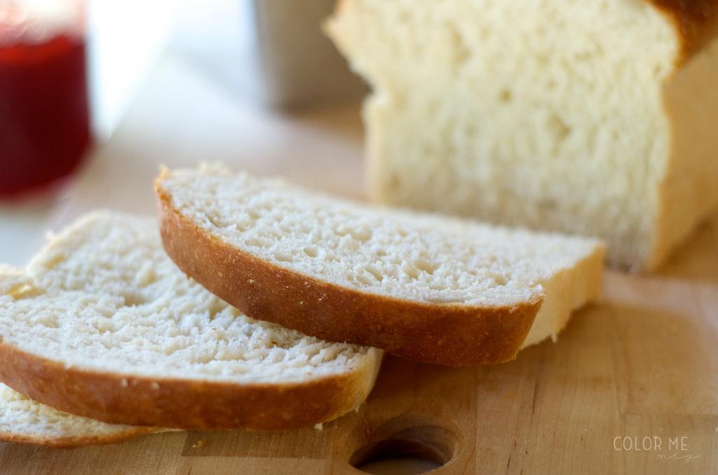 white bread dough recipe