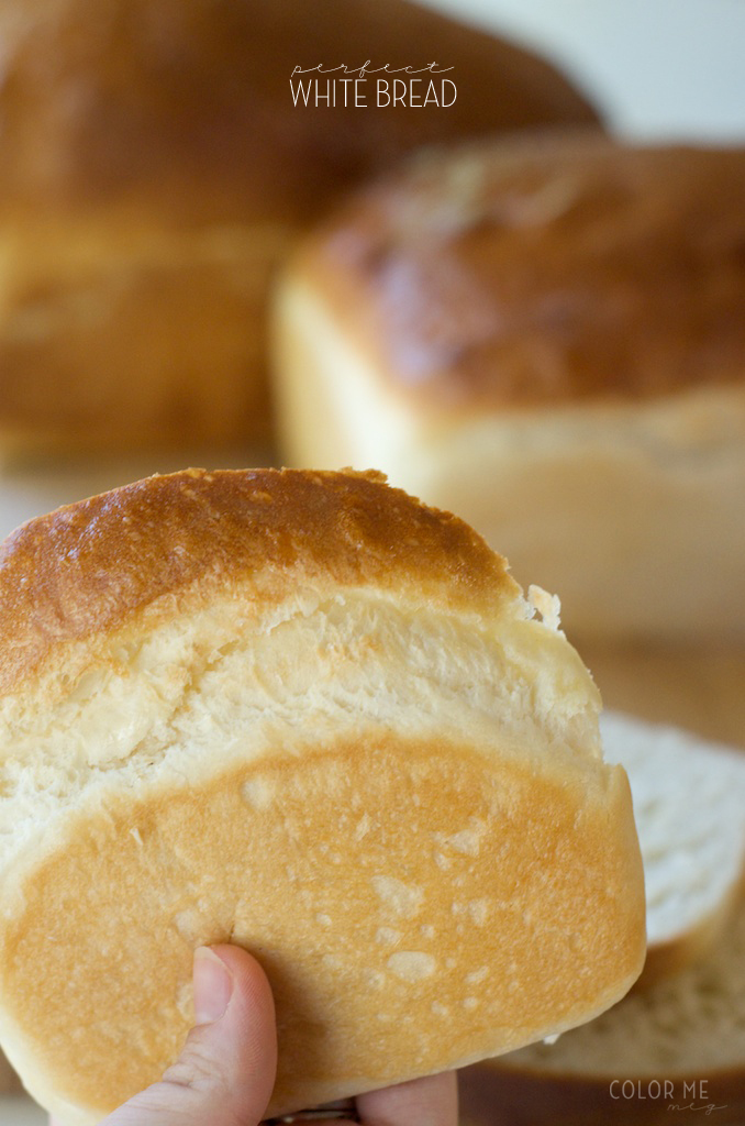 perfect white bread recipe