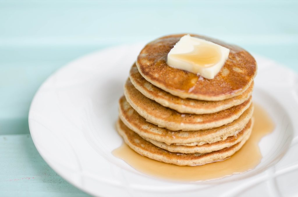 keto low carb pancakes